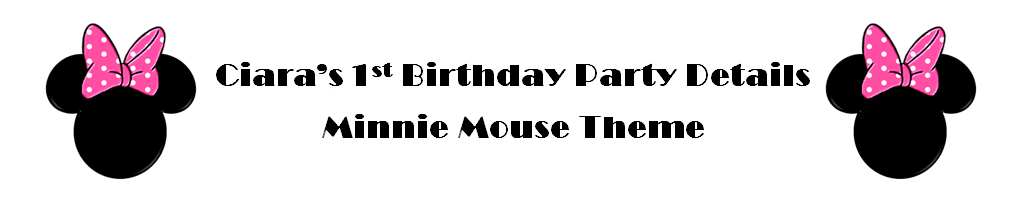 Banner_minnie - Wooden Mini Mouse Letters Tutorial by Florida lifestyle blogger Casa Moncada