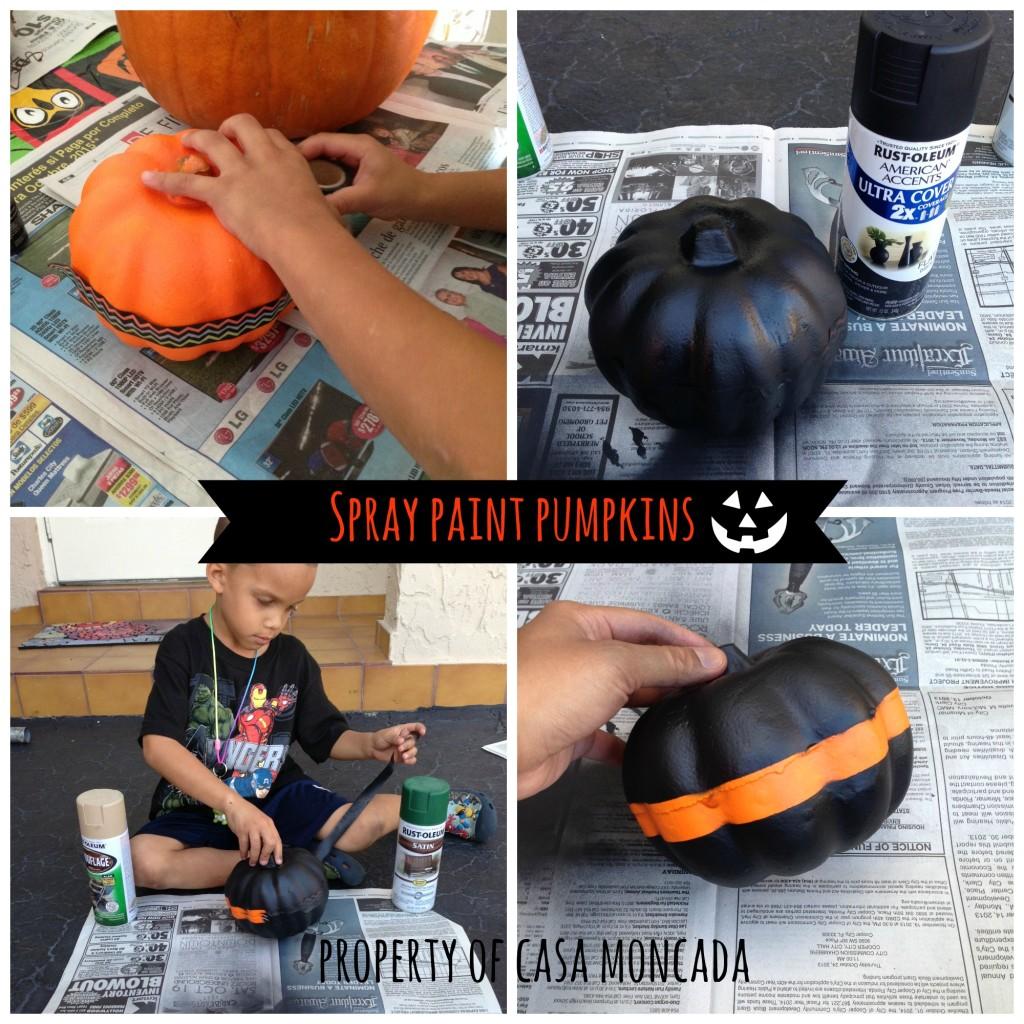 spray_paint pumpkins