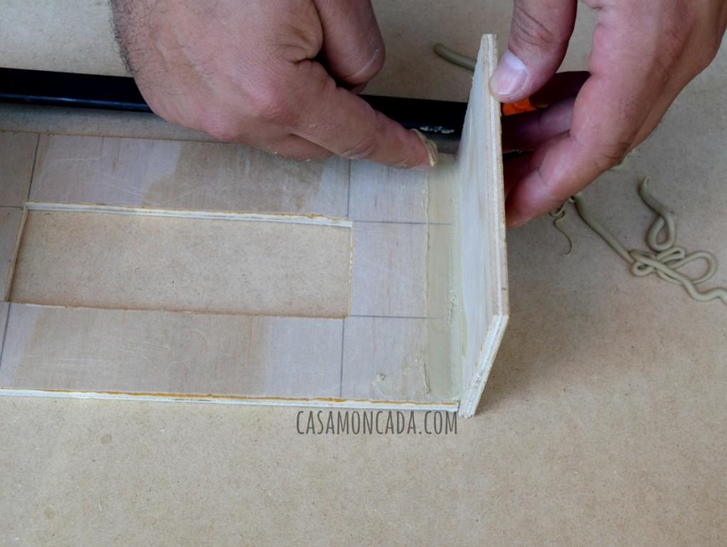 diy wood tissue box cover5.5