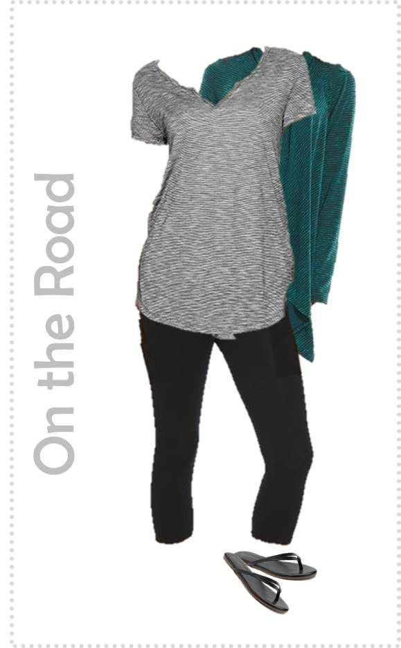 3.18 Vacation Fashion - Road Trip Styles from Kohl's 1
