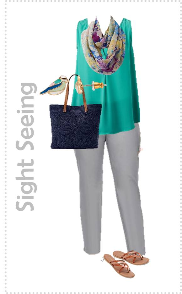 3.18 Vacation Fashion - Road Trip Styles from Kohl's 2