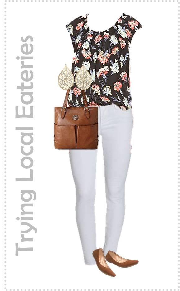 3.18 Vacation Fashion - Road Trip Styles from Kohl's 3