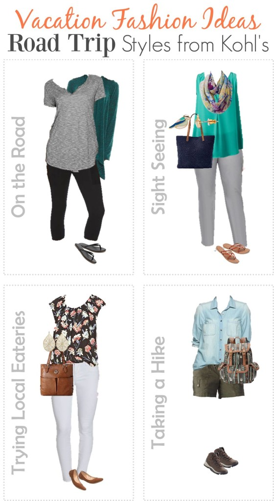 3.18 Vacation Fashion - Road Trip Styles from Kohl's VERTICAL