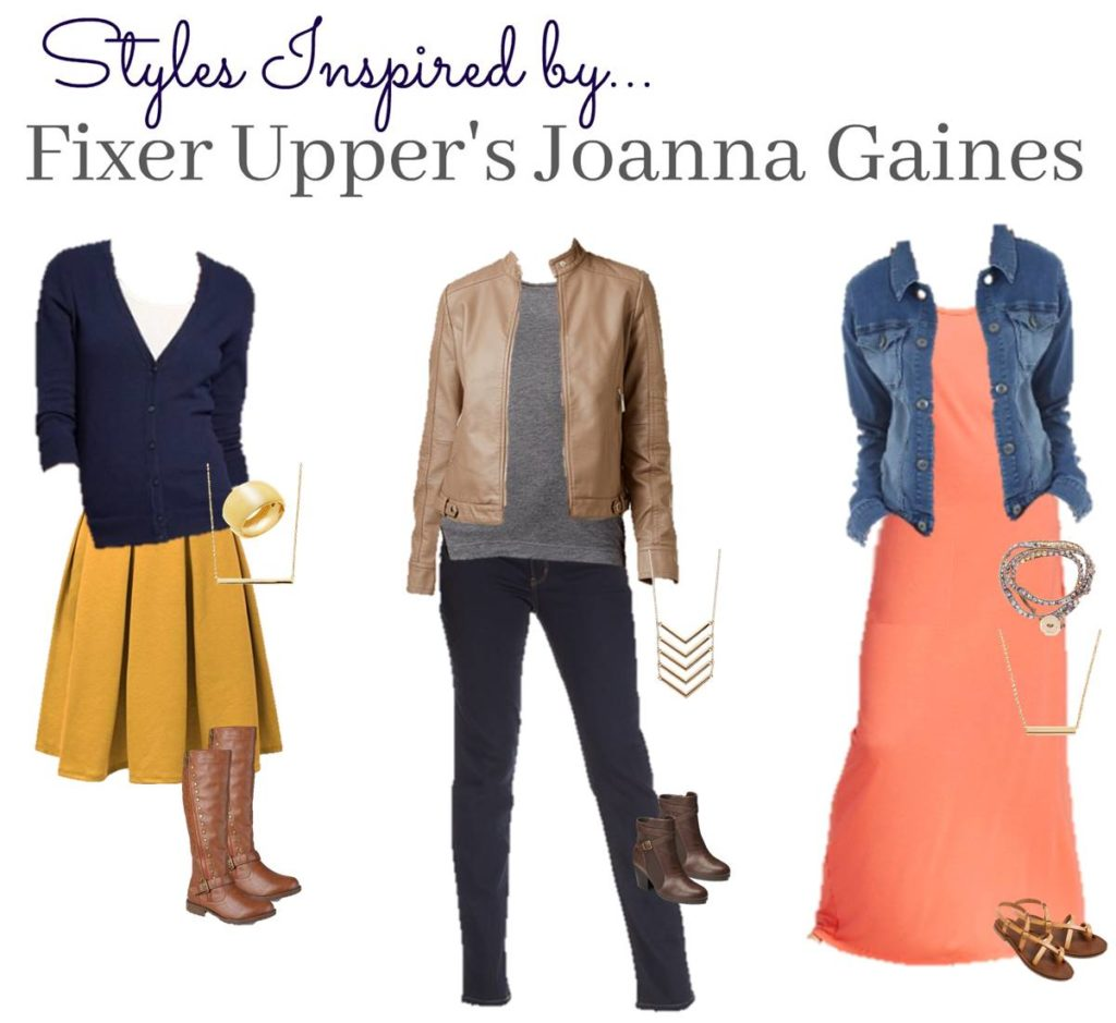 Styles Inspired by Joanna Gaines