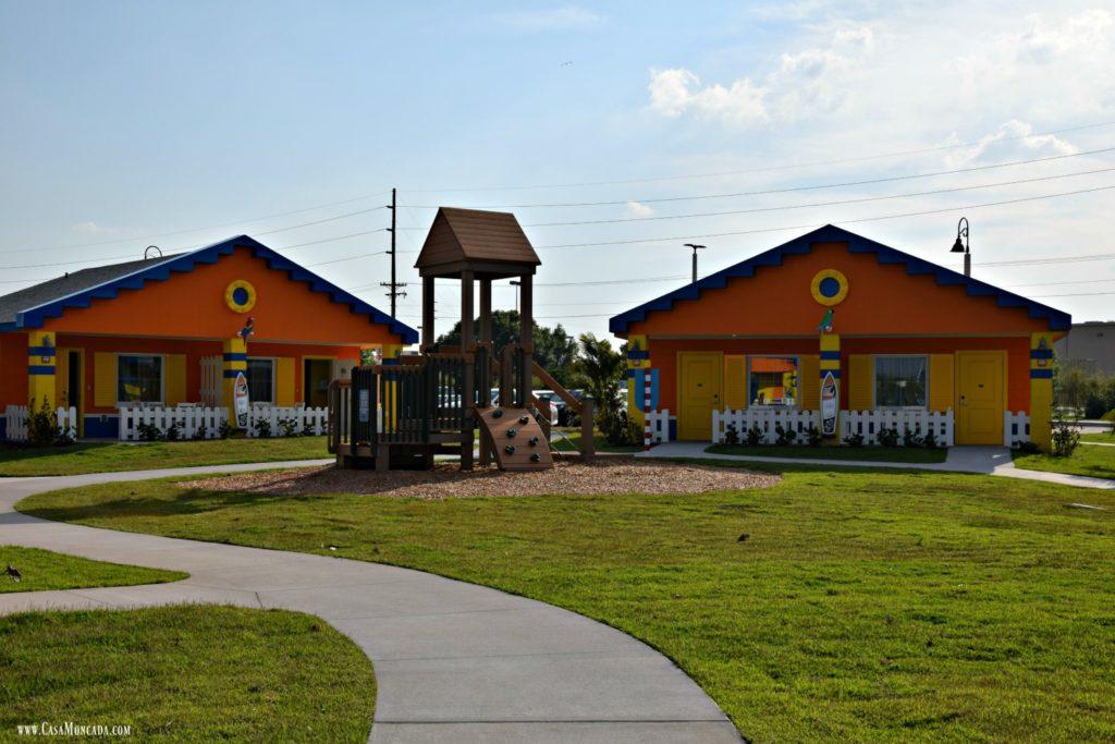 legoland beach retreat bungalows and playground
