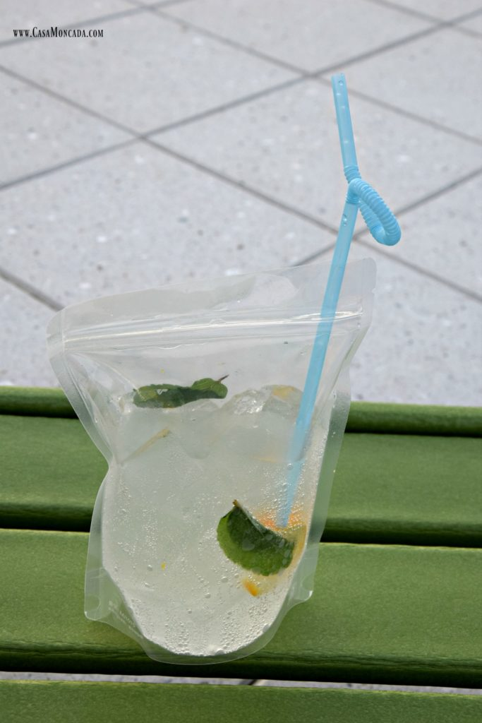 legoland beach retreat fish in a bag