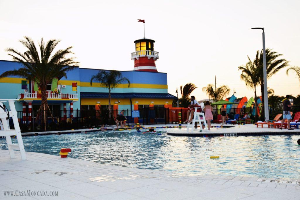 legoland beach retreat pool