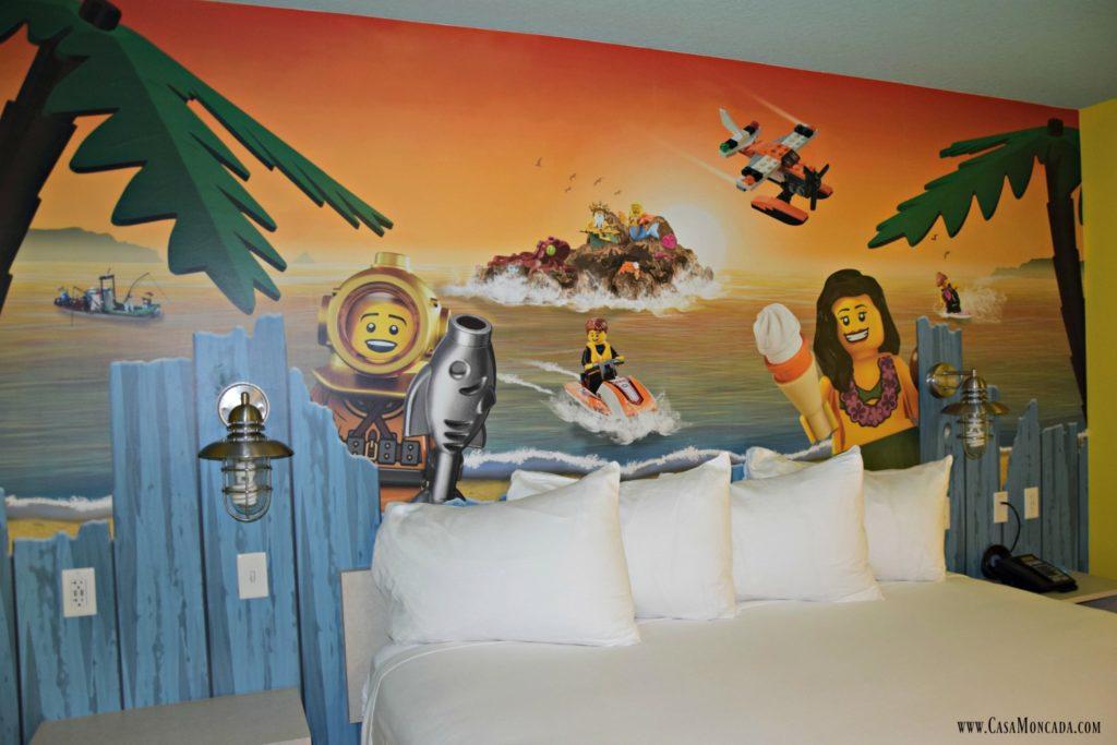 legoland beach retreat room