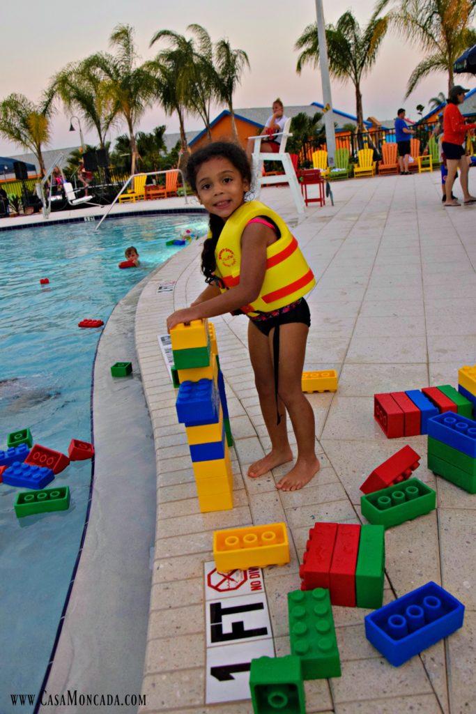 legoland beach retreat swimming pool