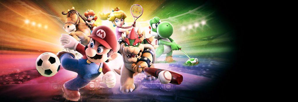5 Favorite Nintendo sports games