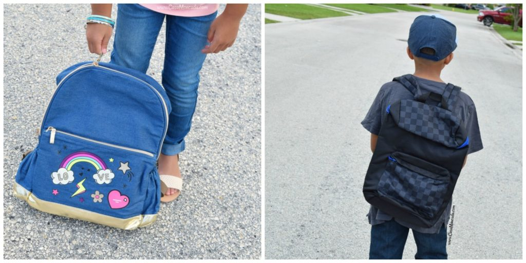 Crazy 8 backpacks for back to school