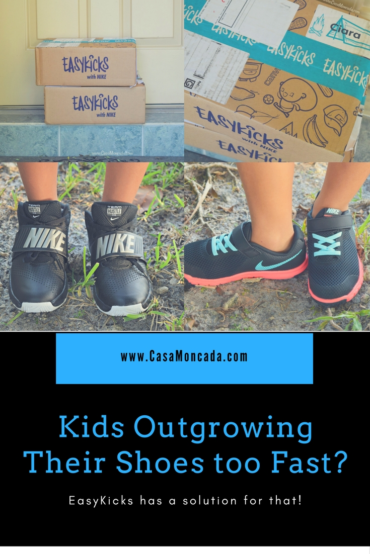 Kids Outgrowing their shoes too quickly?