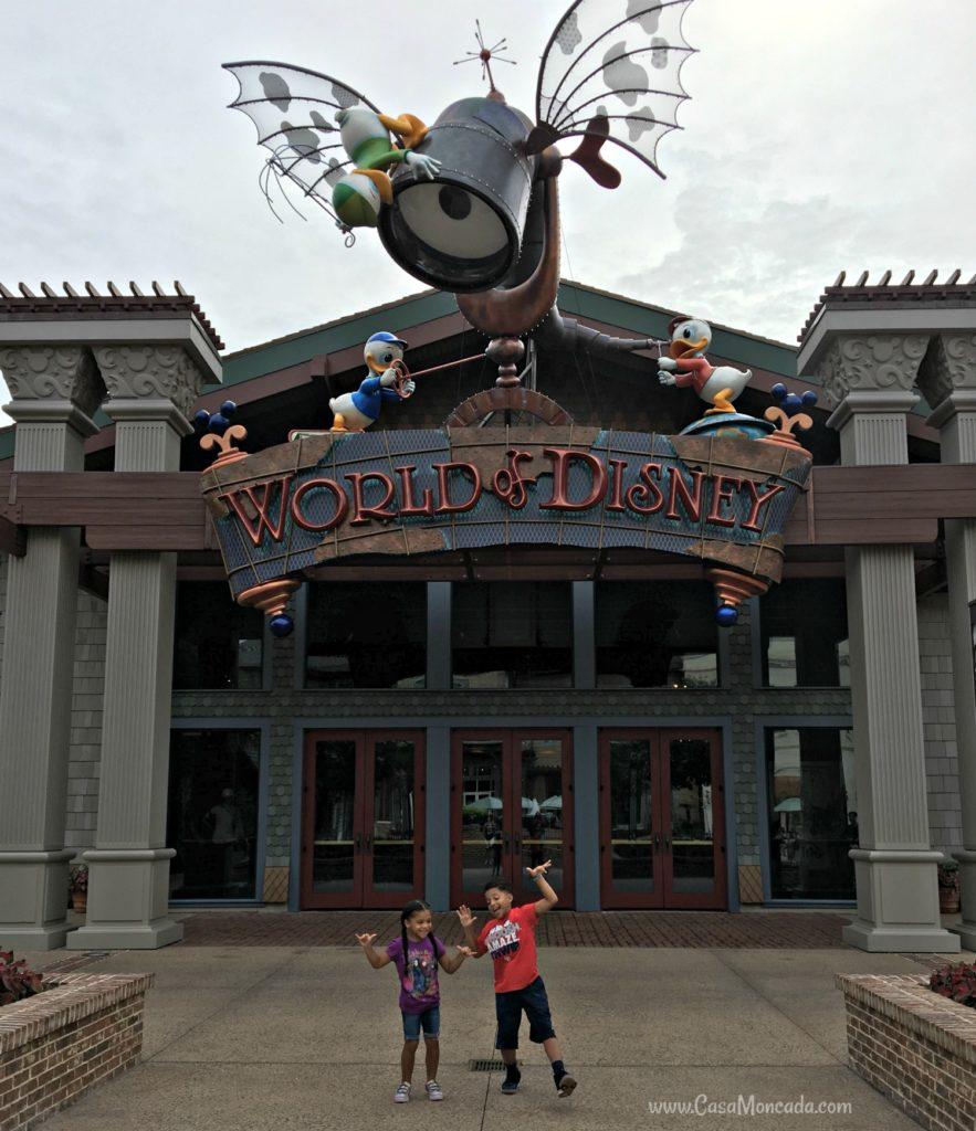 Disney Springs World of Disney