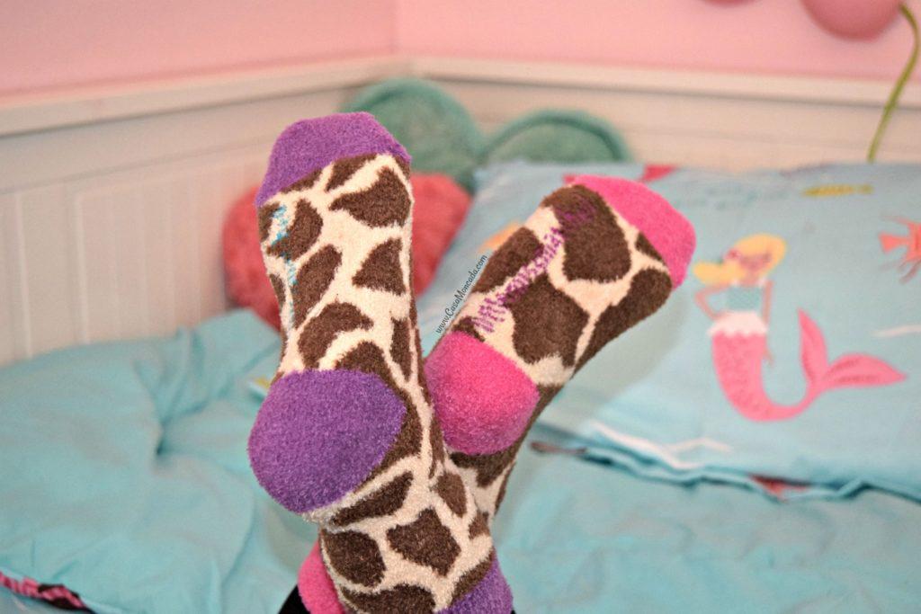 LIttle Mismatched socks