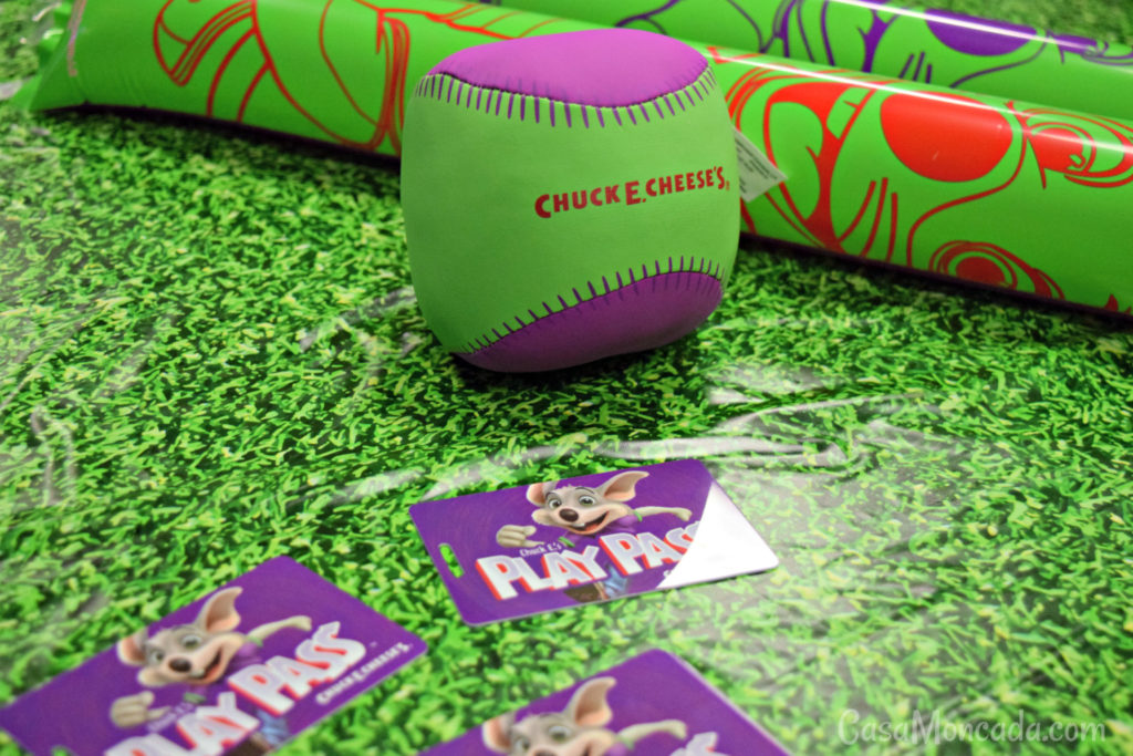 Chuck e. cheese's play pass