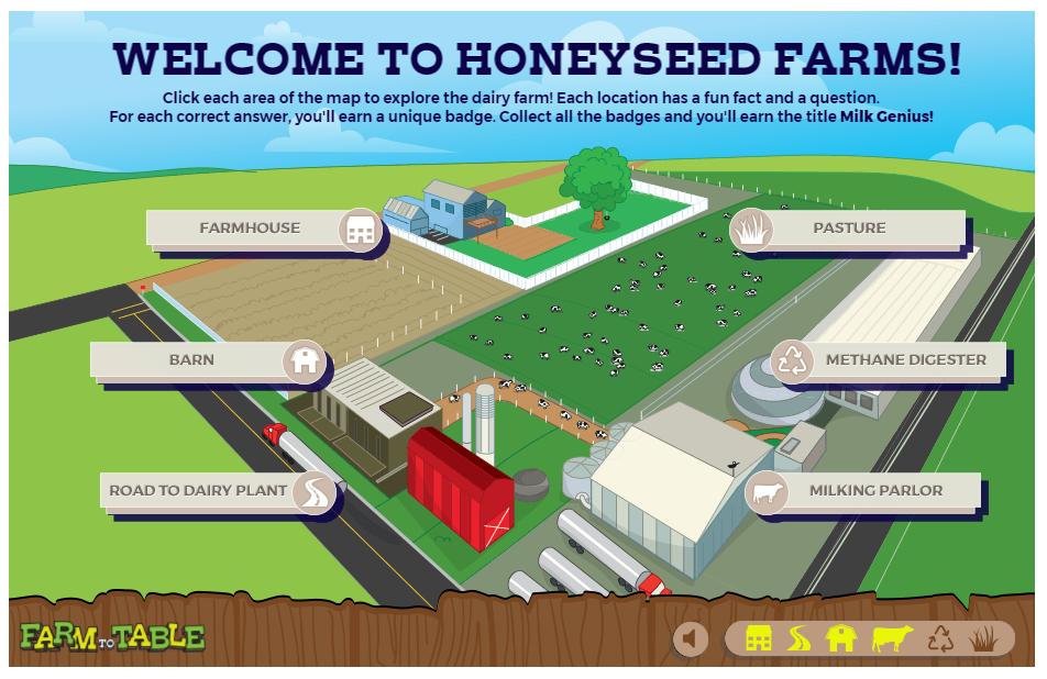 Scholastic's Farm to Table Program
