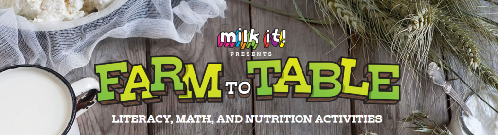 Milk It Farm to Table