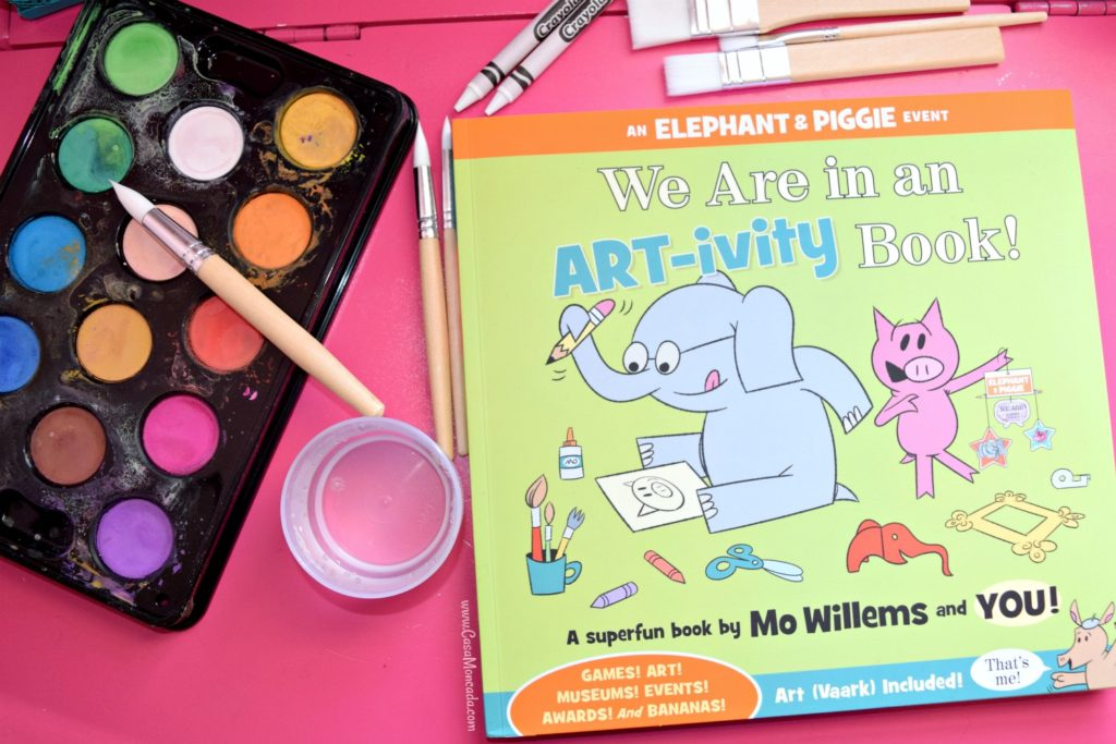 Mo willems elephant and piggie