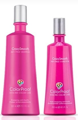 Colorproof anti-frizz