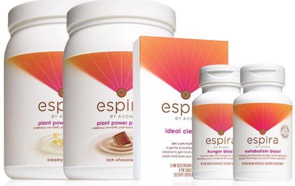 Avon Espira health products