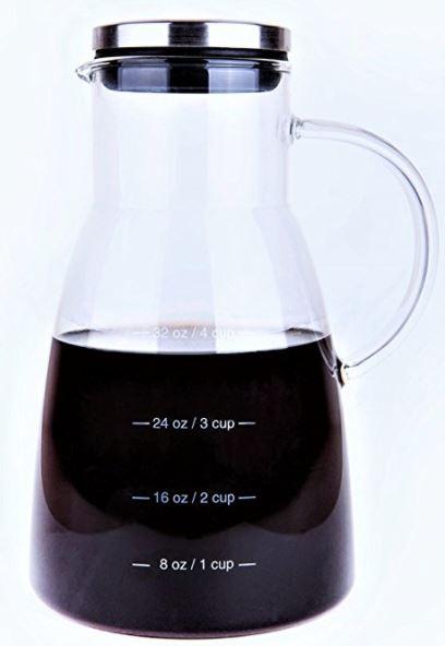 integrity chef cold brew coffee maker