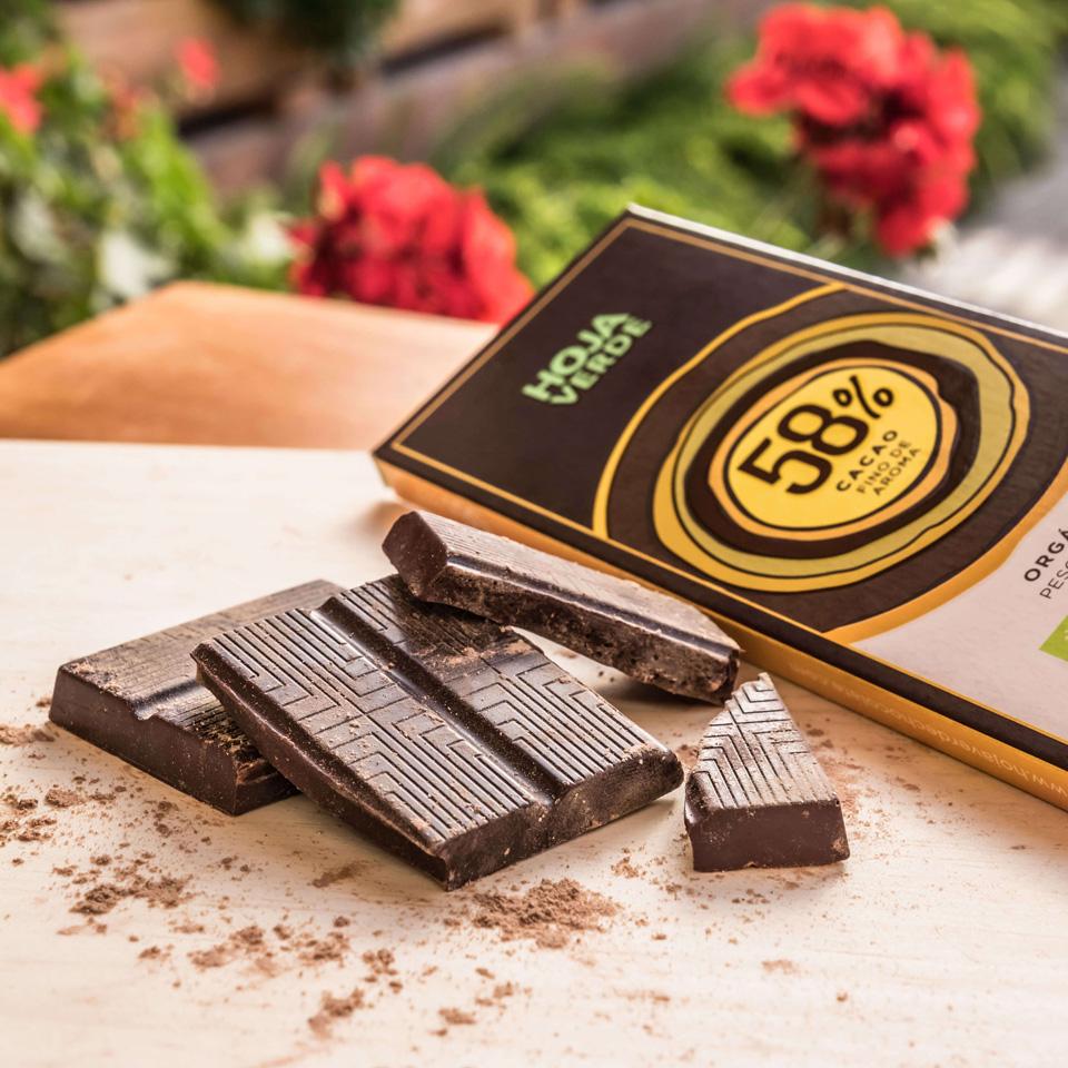sense ecuador chocolate bars