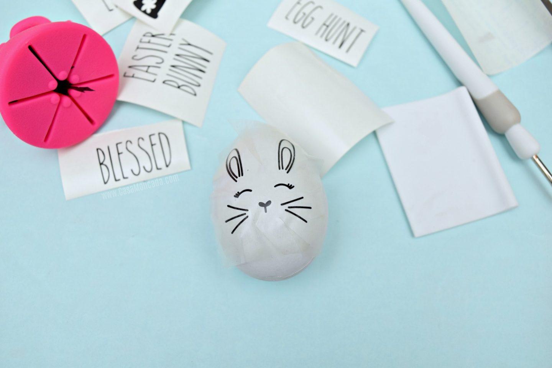 Easter Bunny easter egg