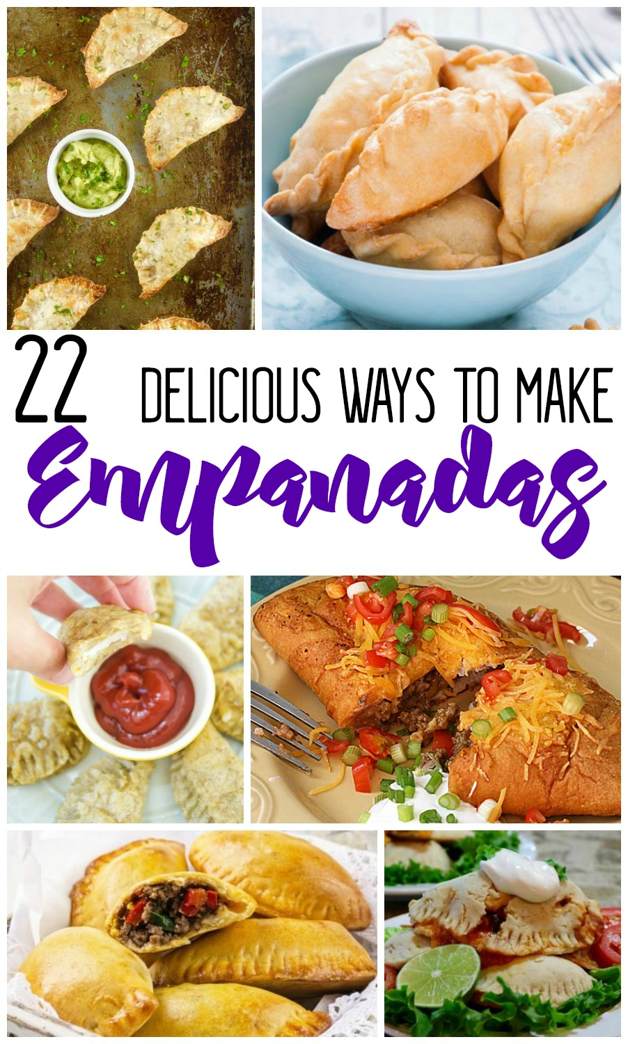 22 delicious ways to make empanadas