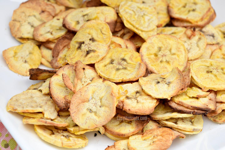Air Fryer plantains