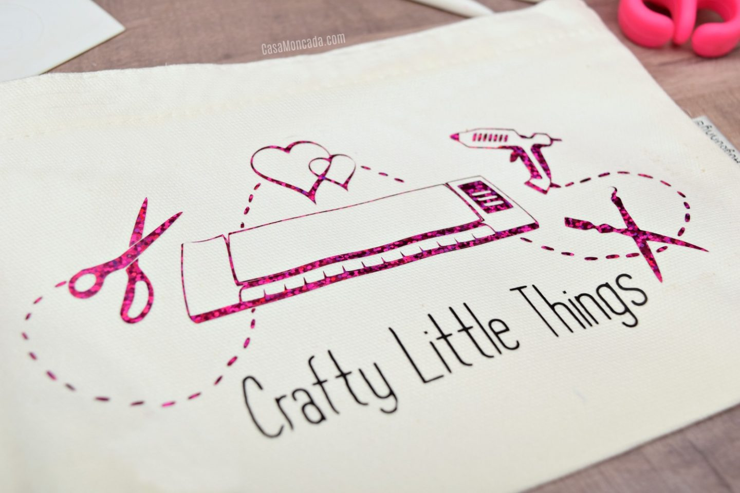 Crafty Little Things bag