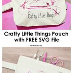 Free Crafty Little things SVG cut file