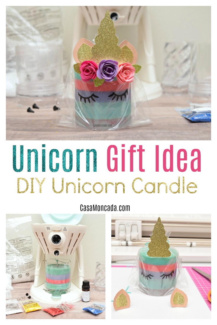 Unicorn Gift Idea for Mother's Day and Birthday party
