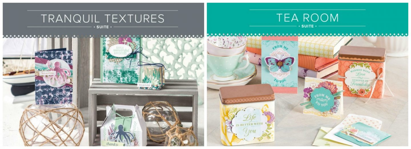 Stampin' Up suite