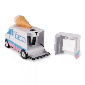 Ice cream sharpener