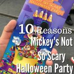 10 reasons Mickey's Not So Scary Halloween Party is worth a visit