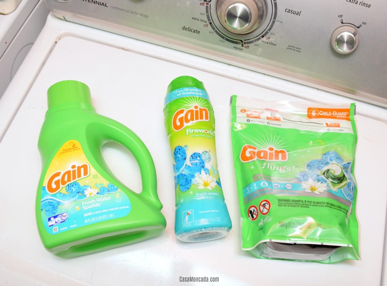 Keeping kids uniforms clean