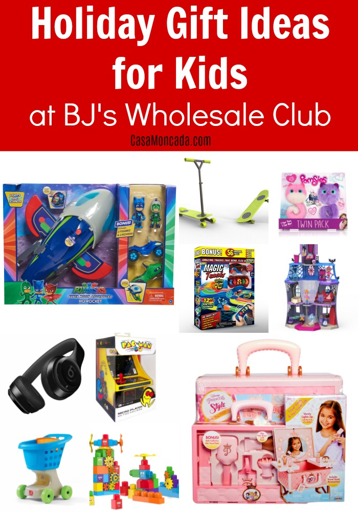 Holiday Gift Ideas for Kids ar Bj's Wholesale Club