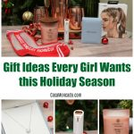 Gift ideas every girl wants this holiday