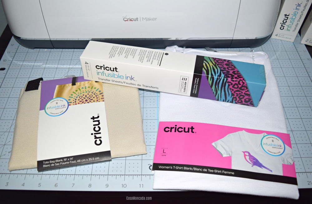 Cricut Infusible Ink