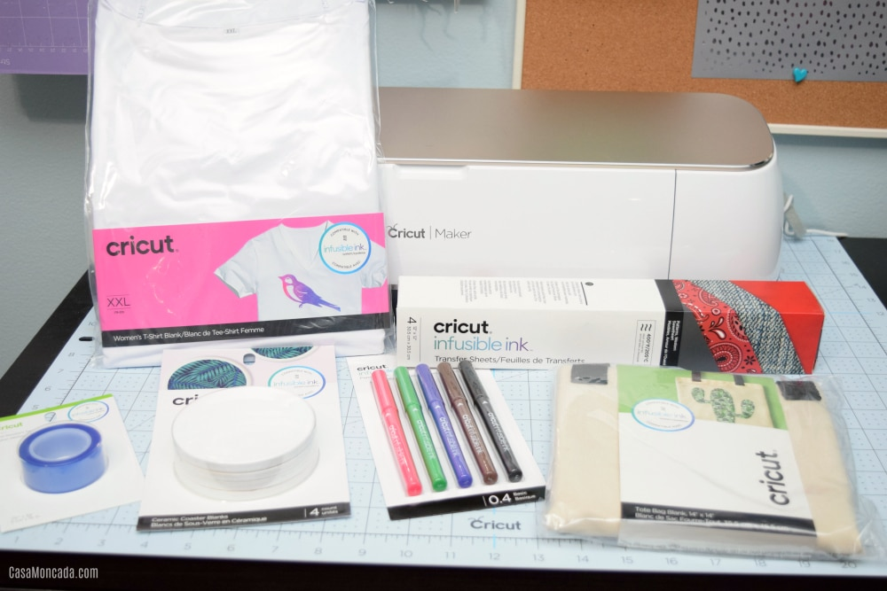 Cricut Infusible Ink System