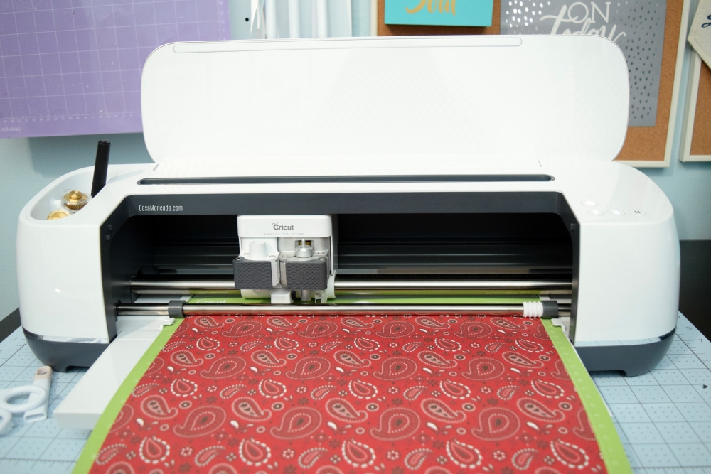 Cricut Maker and Infusible Ink
