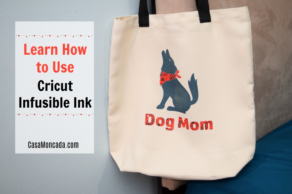 Learn How to use Cricut Infusible Ink