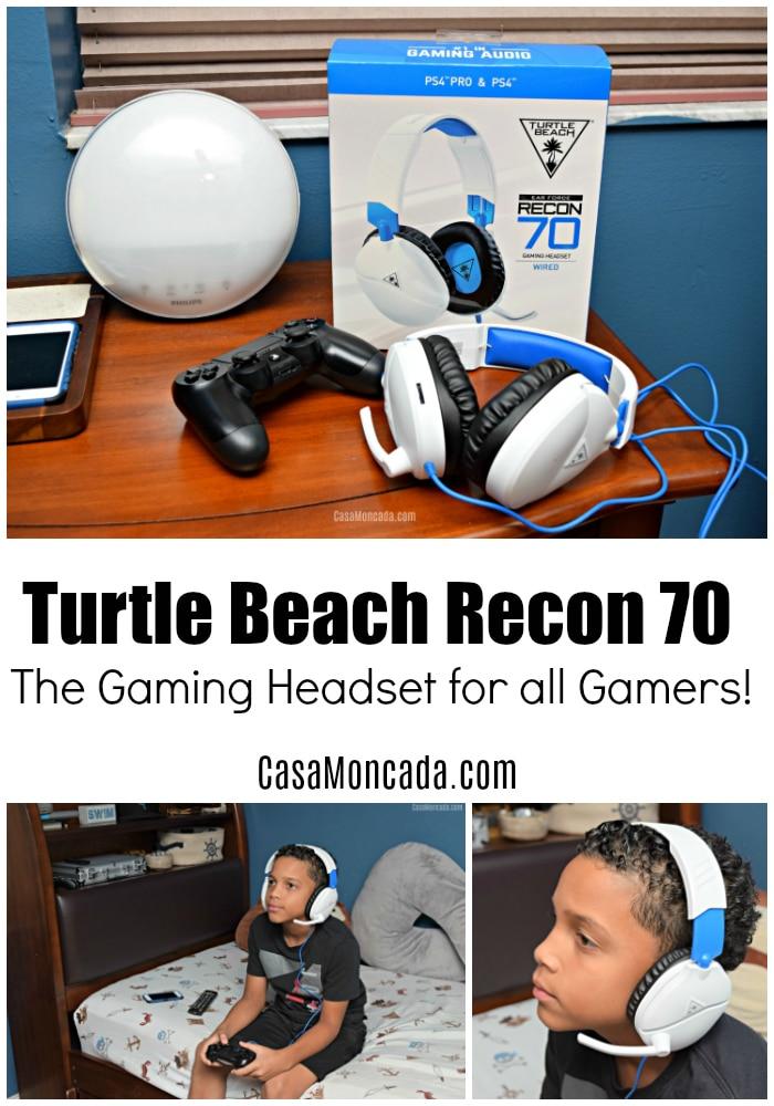 Turtle Beach Recon 70 gaming headphones