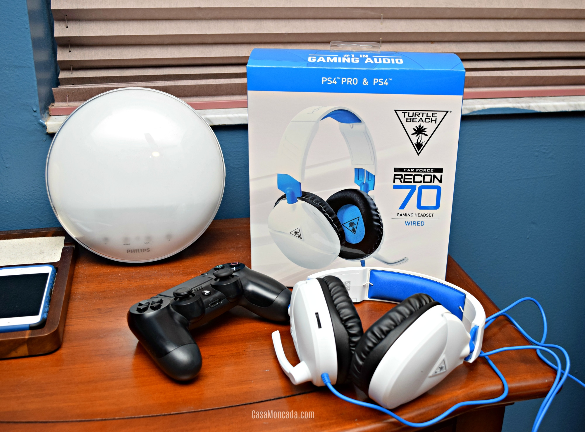 gaming console headsets